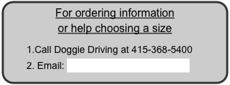 For ordering information 